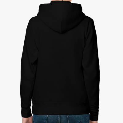 'AK out of Space' Black Hoody