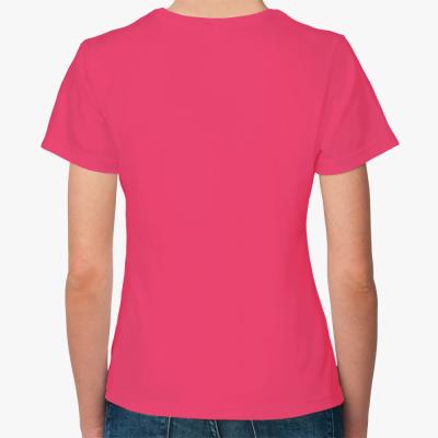 "Женская футболка ""Bender"""