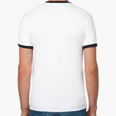 `Шерлок Холмс` Муж. футболка