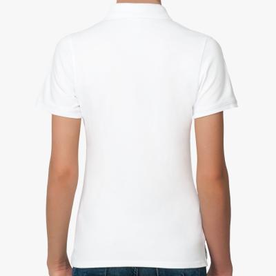 Рубашка поло Fab Four (женс)