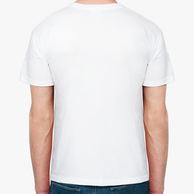 Мужская футболка для байкера