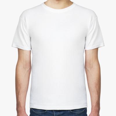 Мужская футболка Stedman (белая)