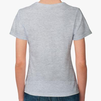 Женская футболка I ❤ Diary.ru