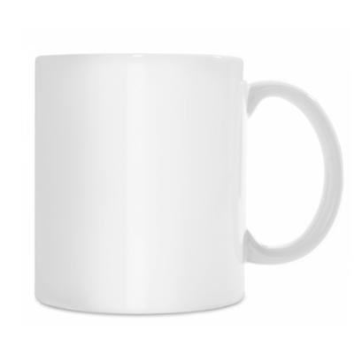 Кружка белая Logo