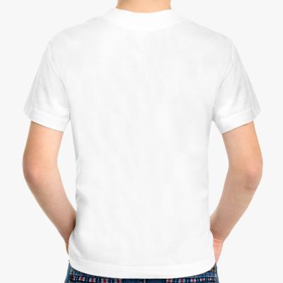 Детская футболка Везет!