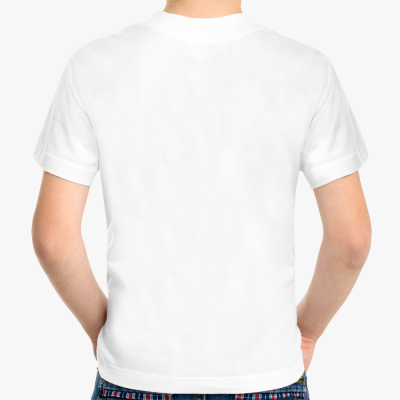 "Детская футболка ""Киса"""