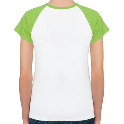 Зеленый объемный клевер