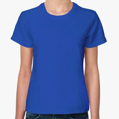Женская футболка ФСБ России
