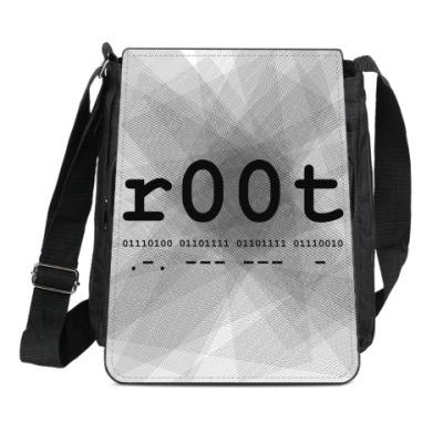 Сумка-планшет ROOT binary