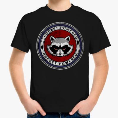 Детская футболка Rocked Powered
