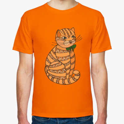 Мартовский кот Рыжик на printdirect.ru