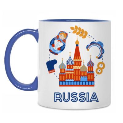 Кружка Russia, Россия