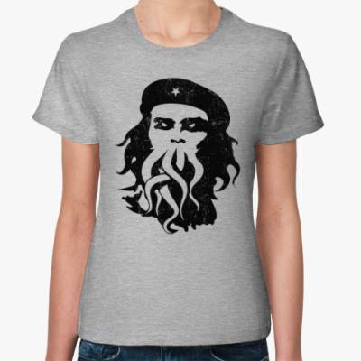 Женская футболка Che Cthulhu