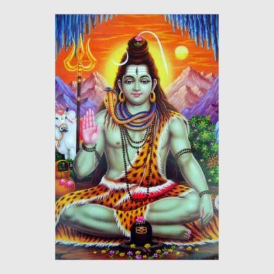 Постер Lord Shiva