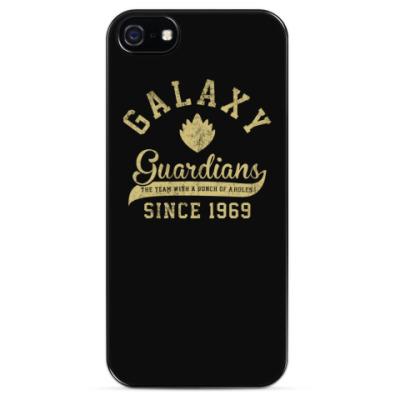 Чехол для iPhone Стражи Галактики