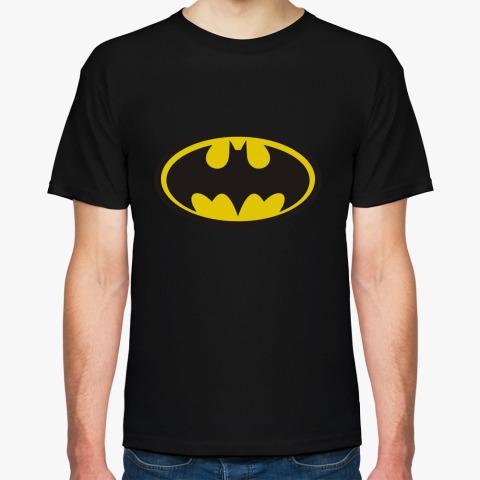 Футболка Бэтмен Купить