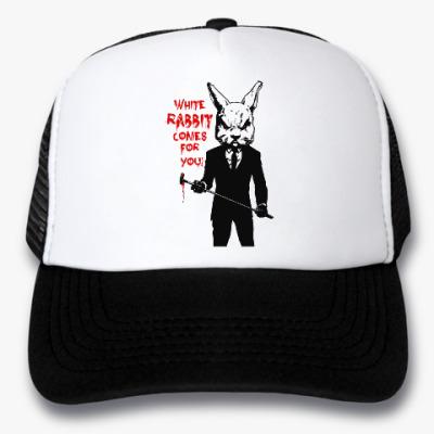 Кепка-тракер White Rabbit Comes For You !