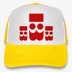 Кепка Trucker (желтая)