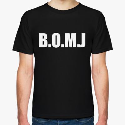 Футболка B.O.M.J