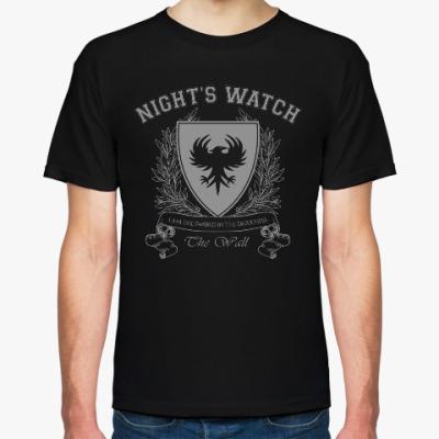Футболка Night's Watch