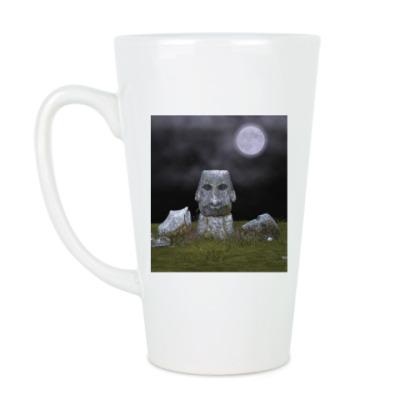 Чашка Латте Идол