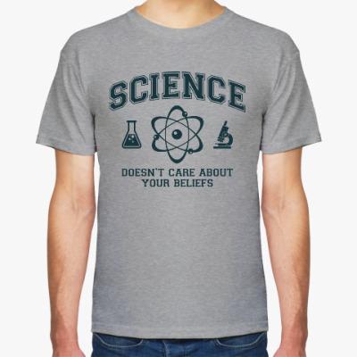 Футболка Science