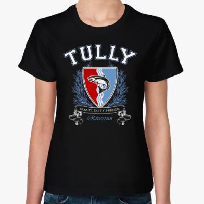 Женская футболка House Tully